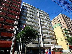 ハニーハイツ三萩野[3階]の外観