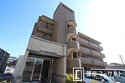 愛知県豊田市柿本町6丁目の賃貸マンションの外観