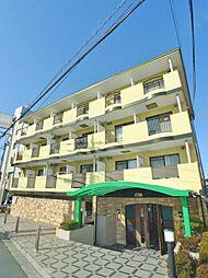 埼玉県ふじみ野市丸山の賃貸マンションの外観