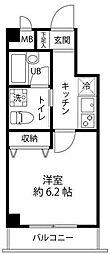 東京都江東区南砂7丁目の賃貸マンションの間取り
