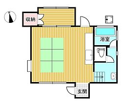 CASA128[1階]の間取り