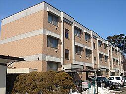 岩手県滝沢市穴口の賃貸マンションの外観