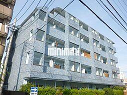 マンション植田[3階]の外観