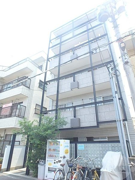 大阪府大阪市東住吉区西今川2丁目の賃貸マンションの外観