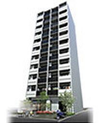 レジュールアッシュ京橋クロス2[11階]の外観