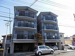 神奈川県相模原市中央区淵野辺4丁目の賃貸マンションの外観