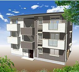 シンセリティ石津 B棟[2階]の外観