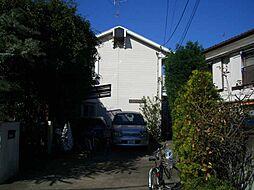 カントリーハウス[102号室]の外観