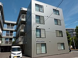 北海道札幌市厚別区厚別南1丁目の賃貸マンションの外観