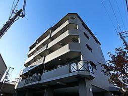 シャレー柿原[4階]の外観