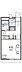 間取り,1K,面積20.28m2,賃料4.1万円,JR東海道・山陽本線 朝霧駅 バス15分 朝霧3丁目下車 徒歩1分,山陽電鉄本線 大蔵谷駅 徒歩16分,兵庫県明石市朝霧町 3丁目4-20