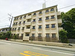神奈川県藤沢市鵠沼神明2丁目の賃貸マンションの外観