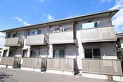 岡山県倉敷市堀南の賃貸アパートの外観