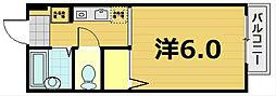 プチメゾンKONDO[2階]の間取り
