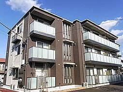 BEREO Comfort Kitashimada A棟[302号室]の外観