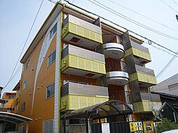 ドミールタチバナ五月町2[2階]の外観