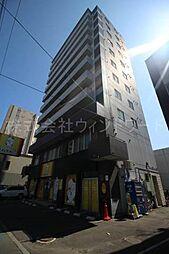AMS東札幌24[9階]の外観