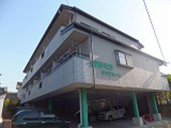ガルマンタウンホーム 2階の賃貸【大分県 / 大分市】
