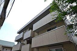 兵庫県神戸市東灘区魚崎西町4丁目の賃貸アパートの外観