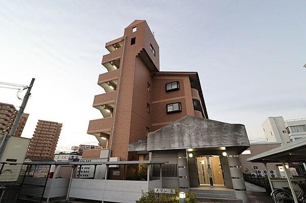 ロマ グランデ[1階]の外観