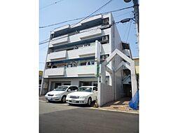 京都府京都市山科区勧修寺堂田の賃貸マンションの外観