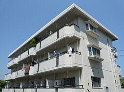 大津コーポ[1階]の外観