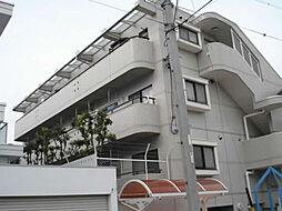 愛知県名古屋市名東区富が丘の賃貸マンションの外観
