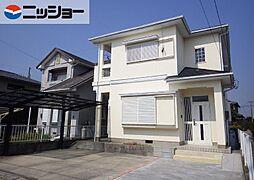 [一戸建] 三重県鈴鹿市若松西4丁目 の賃貸【/】の外観