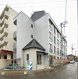 宮城県仙台市青葉区八幡4丁目の賃貸マンションの外観