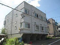 ランドマークII[2階]の外観