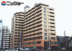 ダイアパレス四日市B棟1005[10階]の外観