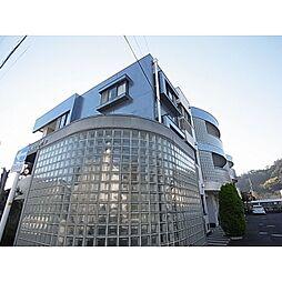 静岡県静岡市葵区大岩の賃貸マンションの外観