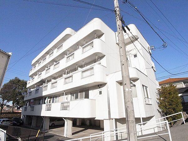 マンション桜橋[408号室]の外観