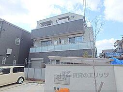 京都地下鉄東西線 椥辻駅 徒歩8分の賃貸マンション