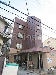 大阪府堺市北区南花田町の賃貸マンションの外観