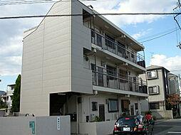 前田ハイツ[301号室]の外観
