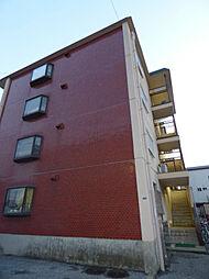 小川マンション[1階]の外観