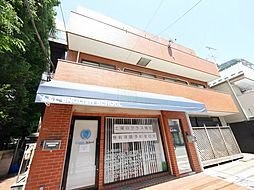 東京都杉並区松庵3丁目の賃貸マンションの外観