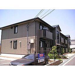 大阪府大阪市平野区長吉六反3丁目の賃貸アパートの外観