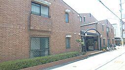 大阪府大阪市阿倍野区共立通2丁目の賃貸マンションの外観