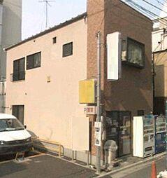 東京都中央区日本橋人形町3丁目の賃貸アパートの外観