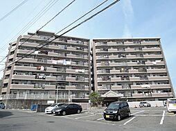 福岡県北九州市八幡西区御開1丁目の賃貸マンションの外観