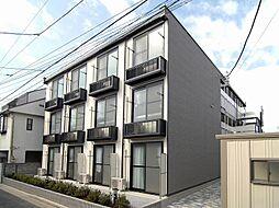 埼玉県川口市上青木西4の賃貸マンションの外観