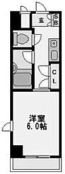 リーガル新大阪II[703号室]の間取り