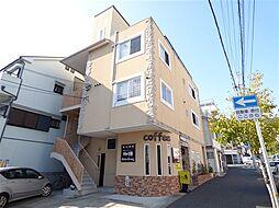 兵庫県神戸市中央区神若通3丁目の賃貸マンションの外観