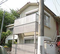 東京都小金井市梶野町3丁目の賃貸アパートの外観