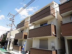 大阪府守口市梅園町の賃貸アパートの外観