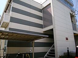 兵庫県姫路市坂田町の賃貸アパートの外観