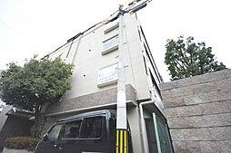 大阪府大阪市阿倍野区西田辺町1丁目の賃貸マンションの外観