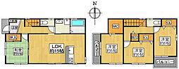 一戸建て(近鉄八尾駅から徒歩15分、94.77m²、3,180万円)